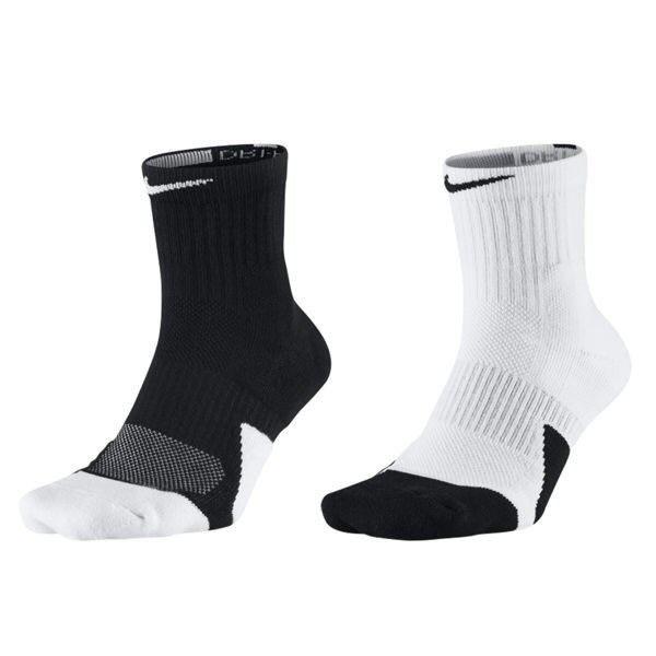 【G CORNER】Nike ELITE 菁英襪 中筒 籃球襪 兩色 黑白 SX5594-013 SX5594-100