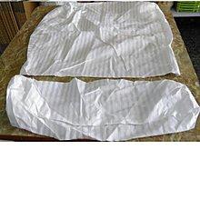 60CM三角枕(替換內裡布)雙拉鍊大+小一套