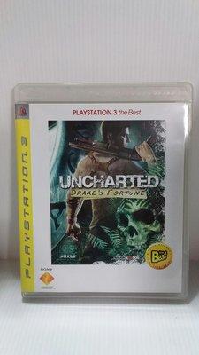 SONY Play Station PS3原廠正版遊戲光碟遊戲片BCAS 20079 秘境探險:黃金城秘寶 中文英文合版近全新現貨。賠售出清