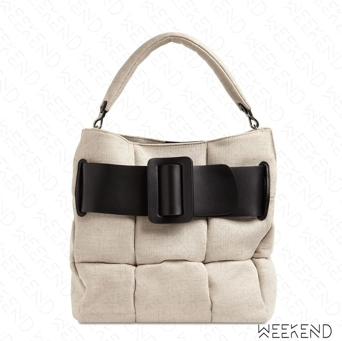 【WEEKEND】 BOYY Devon 帆布 皮革 手提包 肩背包 21春夏