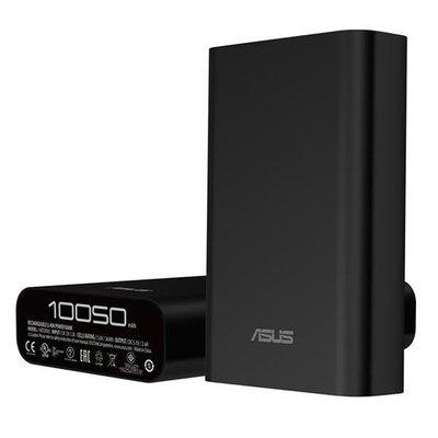 ASUS ZenPower Pro 雙輸出行動電源 10050mAh 黑色 (ZenFone2可充2次)【台中恐龍電玩】