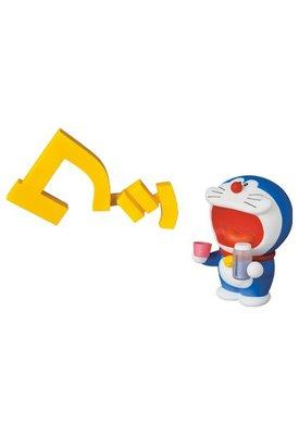 日本 東京 MEDICOM TOY 藤子F不二雄博物館 哆啦A夢 聲音凝固劑 UDF 公仔 模型 玩具 NO.573