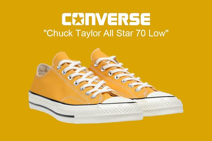 [NMR] CONVERSE 帆布鞋 162063C Chuck Taylor All Star '70 Low