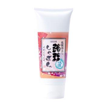 日本 蒟蒻しゃぼん 蒟蒻卸妝乳 蒟蒻くれんじんぐ 200g【Mr.QQ】