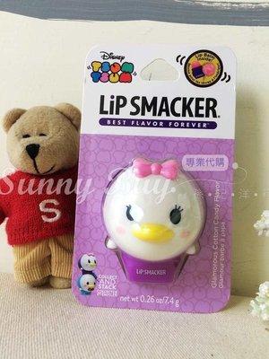 【Sunny Buy寶貝館】◎預購◎迪士尼 Tsum Tsum Lip Smacker 護唇膏 黛西 棉花糖口味