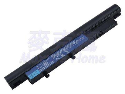 全新ACER宏碁Aspire Timeline 4810系列筆記型電腦筆電電池6芯黑色保固三個月-S008 新北市