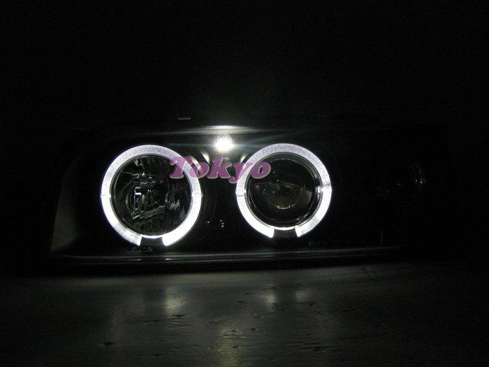 ※Tokyo東京車燈部品※ 富豪 VOLVO 850 魚眼光圈黑框大燈一組 6000