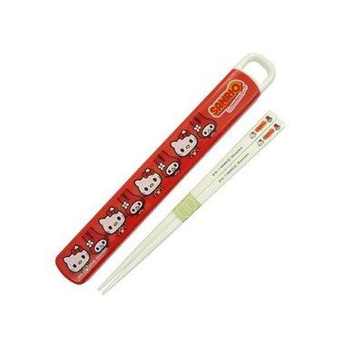 《東京家族》紅/白 Kitty&美樂蒂 筷子盒組