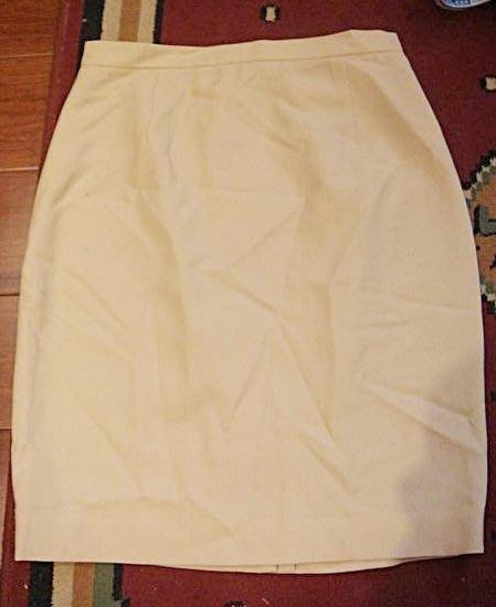 出清大降價!全新從未穿過的美國品牌 Ann Taylor 毛料短裙,僅此一件!低價起標無底價!本商品免運費!