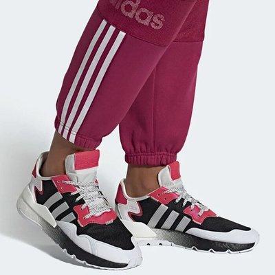 【豬豬老闆】ADIDAS UNITE JOGGER 黑 漸層 休閒 運動 慢跑鞋 男女鞋 EF5402