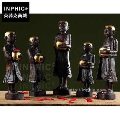 INPHIC-會所工藝裝飾品木雕酒店小...