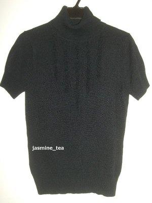 特價商品・I-83/USED<Theme 高領針織短袖上衣>36