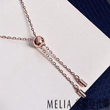 Melia 米莉亞代購 商城特價 數量有限 Swarovski 施華洛世奇 飾品 項鍊 蝴蝶結水滴吊墜