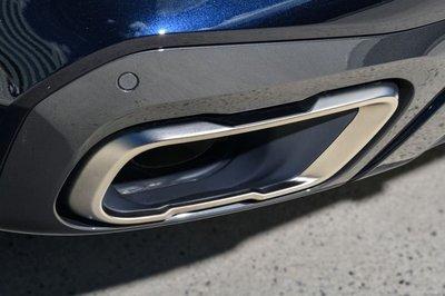 【樂駒】BMW G07 X7 M50d CERIUM GREY Exhaust Trim Set 原廠 尾飾管 尾管