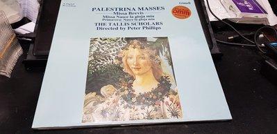 售全新未拆Gimell 1986 DMM直刻原版(非復刻)Palestrina Masses發燒黑膠 LP