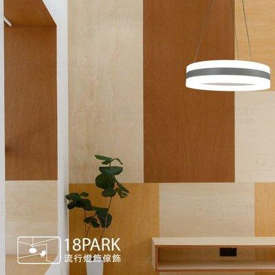 【18Park】光的線條 Brightness Stripe [ 光帶吊燈-60cm ]