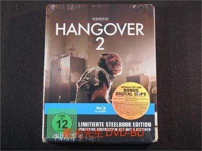 [藍光BD] - 醉後大丈夫2 Hangover 2 限量鐵盒典藏版