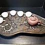 石在有趣~新石器時代/稀有藏品【大】龜甲石茶盤