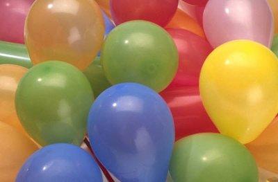 【氣球批發廣場】皇冠牌HB 5吋粉面圓形氣球 造型氣球 直購0.75元 婚禮會場佈置  專用