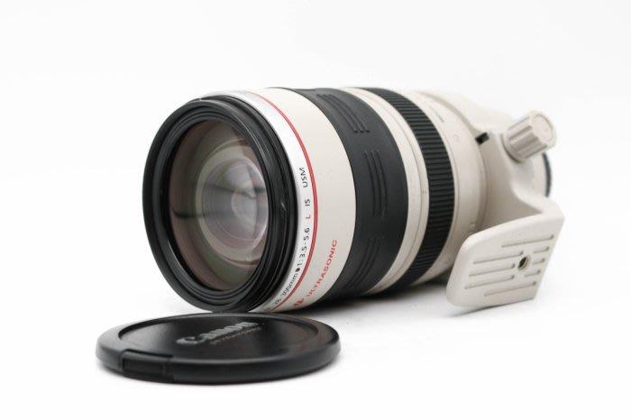 【台中青蘋果】CANON EF 28-300mm F3.5-5.6 IS USM L US鏡 二手望遠 #35662