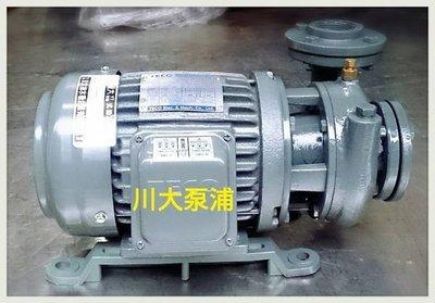 【川大泵浦】東元馬達1HP*2P三相永大抽水機。抽水馬達。冷氣冷卻循環用馬達-永大泵浦 台灣製造好品質