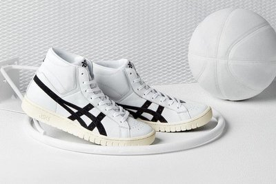ASICS Tiger GEL-PTG MT Hi HL7W40190 三井壽 澤北 灌籃高手 黑白 高筒 男女鞋