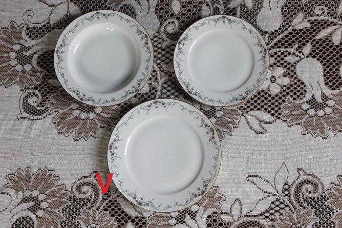 德國 HUTSCHENREUTHER CM 大餐盤 瓷盤 歐洲古董老件(03_N-02-1)【小學樘_歐洲老家具】