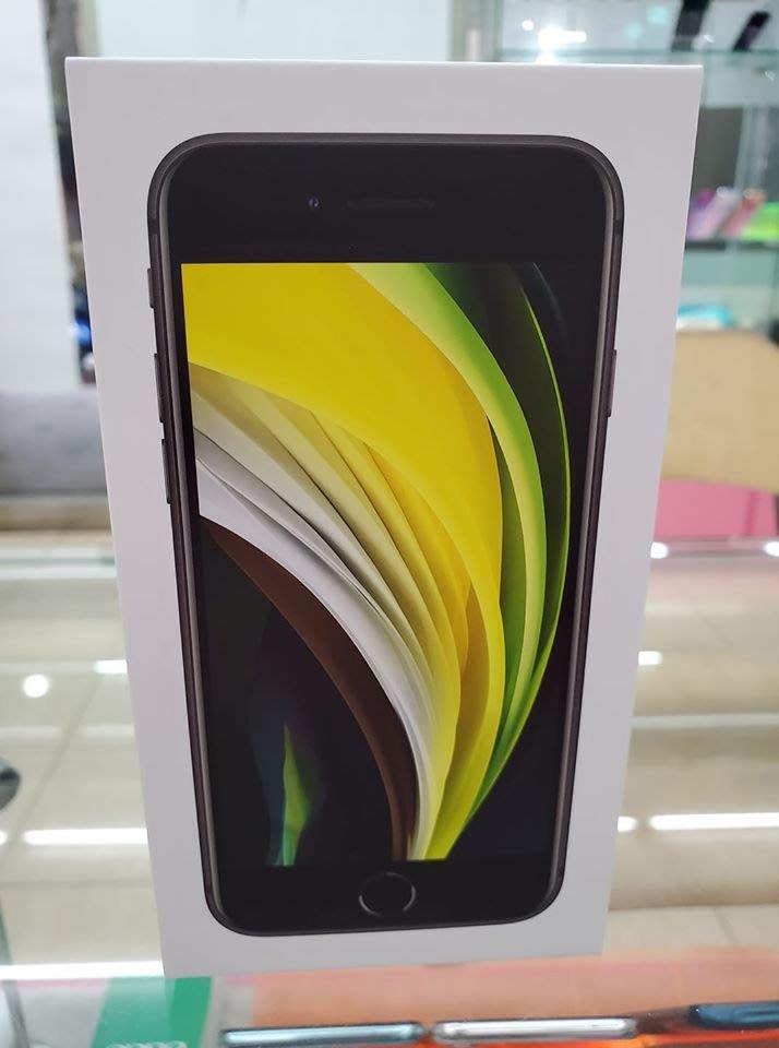 永和_億聲通訊 IPhone SE 128G 攜碼 遠傳 5G 999 手機 2200