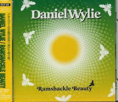 K - Daniel Wylie - Ramshackle Beauty - 日版 +2BONUS - NEW
