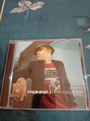 拉丁R&B 天王 FRANKIE J 法蘭奇 PRICELESS 真愛無價 CD  99.99新  含側標