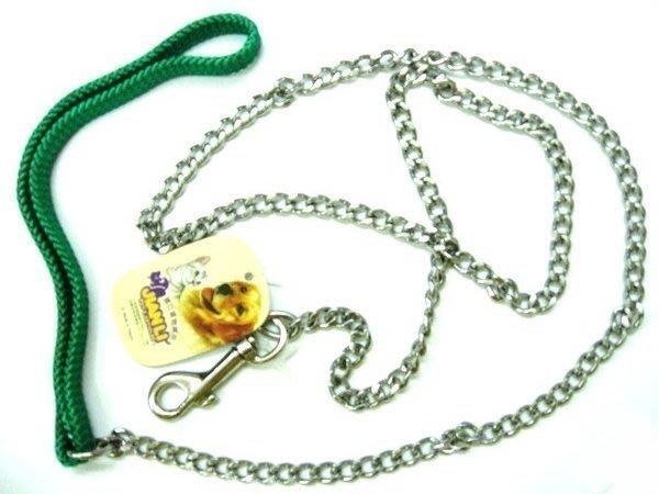 ~汪喵小舖2店~ 白鐵手鍊、牽繩、防咬白鐵鏈2.0mm  兔子、狗狗 不怕繩子被咬斷