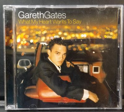 CD Gareth Gates-What My Heart Wants To Say~10HL06C05~