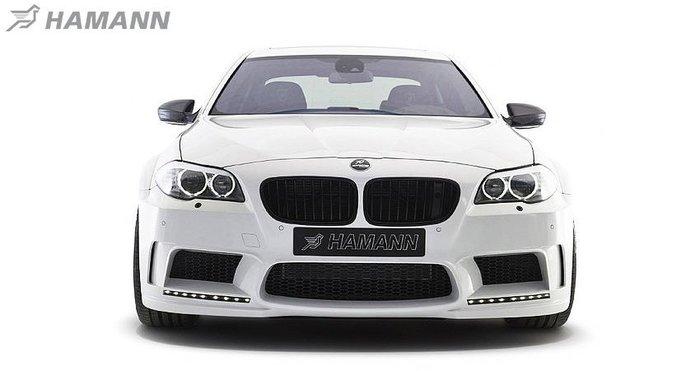 【樂駒】HAMANN BMW F10 M5 德國 改裝 大廠 全車 空力 套件 性能 前擾流 後擾流 側裙