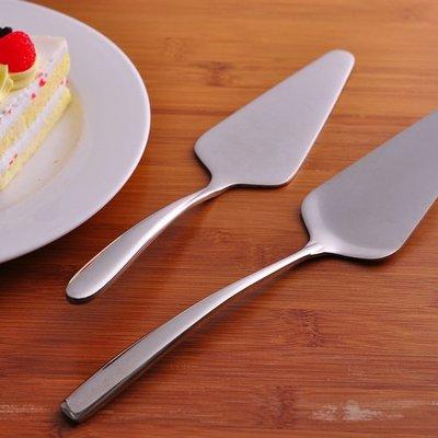 不銹鋼蛋糕鏟西餐三角披薩鏟刀芝士刀鏟餅鏟芝士切刀(B款)_☆優購好SoGood☆