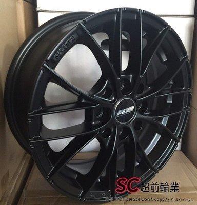 【超前輪業】編號 (177) 全新鋁圈 類OZ 14吋鋁圈 4孔100 / 4孔114 平光黑 完工價 1800
