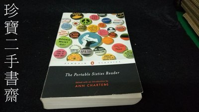 【珍寶二手書齋s8A】Penguin Classics Portable Sixties Reader