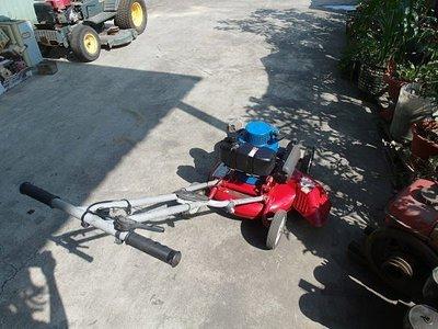 [TG農機]日本原裝手推式割草機/中古除草機