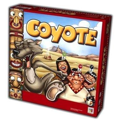 小園丁 桌遊 土狼 coyote ( 印第安吹牛 pow wow) 7Y 10Y 12Y