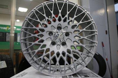 CR輪業 全新 正美國 AG M540 18吋 5/112 8J 9J 完工價:8000 歡迎來電洽詢