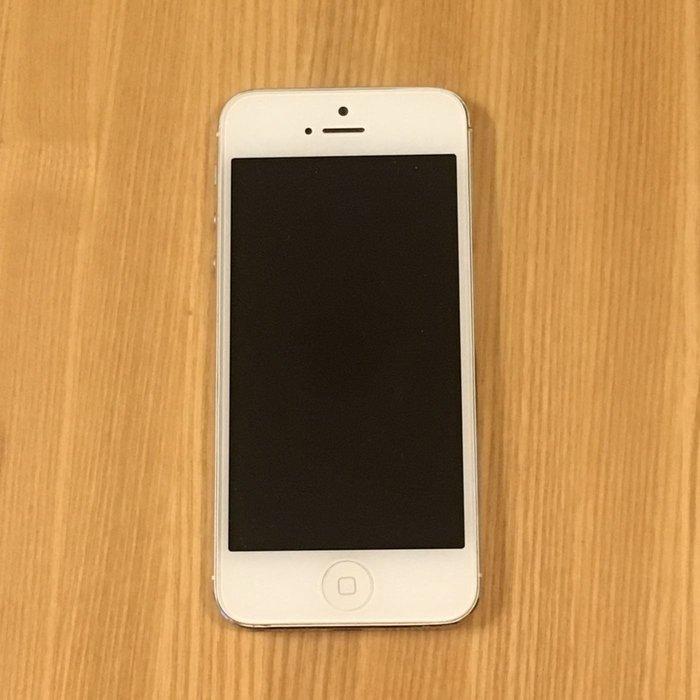 Iphone 5 32G 白色-二手