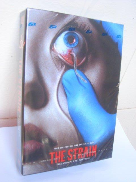 歐美劇《The Strain 血族》第1季 DVD 全場任選買二送一優惠中喔!!