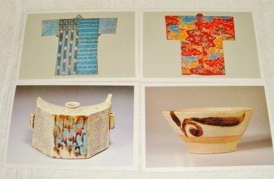 日本沖繩 縣立博物館 ..... 明信片(8張一組)
