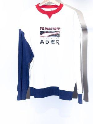 Ader Error x PUMA Paneled Long Sleeve.大學T 拼接 衛衣