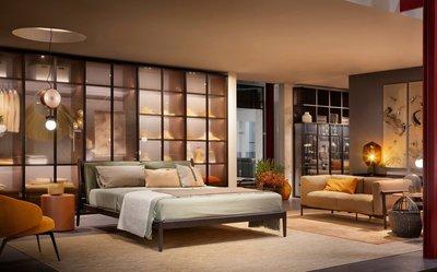 [米蘭諾家具]複刻LEMA MADDOX床台 設計款床台 現代都會實木設 台灣製造 超優質感 超夯家具