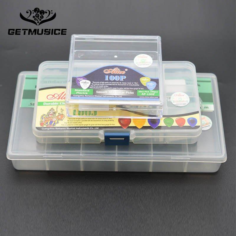 可樂屋 吉它撥片收納盒塑料收納盒6格收納盒15格收納盒橡皮筋收納三尺寸/訂單滿200元出貨