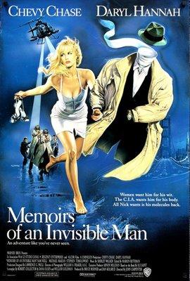 【藍光電影】穿墻隱形人 Memoirs of an Invisible Man(1992)37-099