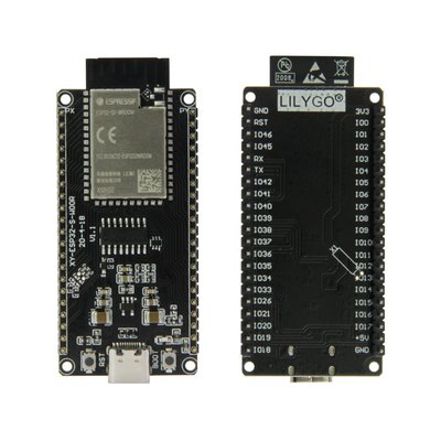 LILYGOTTGO ESP32-S-WOOR WIFI無線模塊Type-c連接器開發板