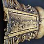 黃銅泰國索通佛像老銅雕又稱龍婆索通佛供奉型老件實物拍攝泰國北柳府索通寺有一尊結禪定印的釋迦牟尼佛像 會游泳的佛像 的傳說
