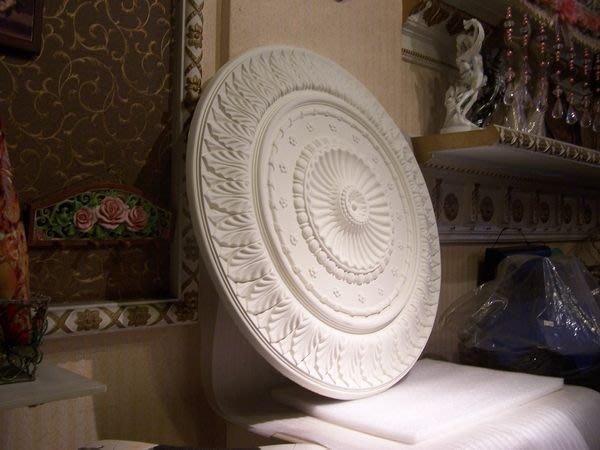 巴洛克 立體PU浮雕燈座浮雕壁飾 家飾 掛飾/吊飾 工藝品掛匾 67cm@$1690