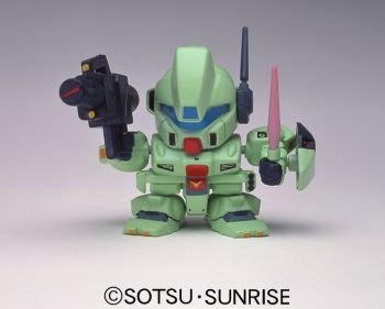 SD鋼彈 BB戰士 JEGAN 傑鋼 逆襲的夏亞 BB-010 (023758)